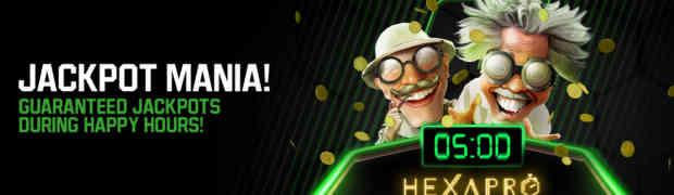 Höhere Preise für jener Hexapro Jackpot Mania für Unibet Poker Vorteil verschaffen