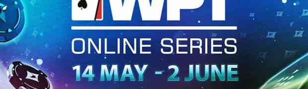 WPT Online Series ab 14. Mai zusammen mit partypoker