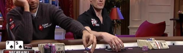 Old School Vs. New School: Negreanu analysiert eine $400Kalium High Stakes Poker Hand vs Hansen