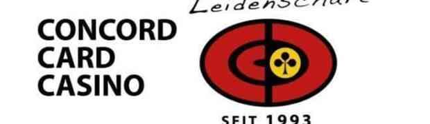 PokerNews Kommentar: Concord Card Spielsalon - Hinauf Verbiegen und Ermüden